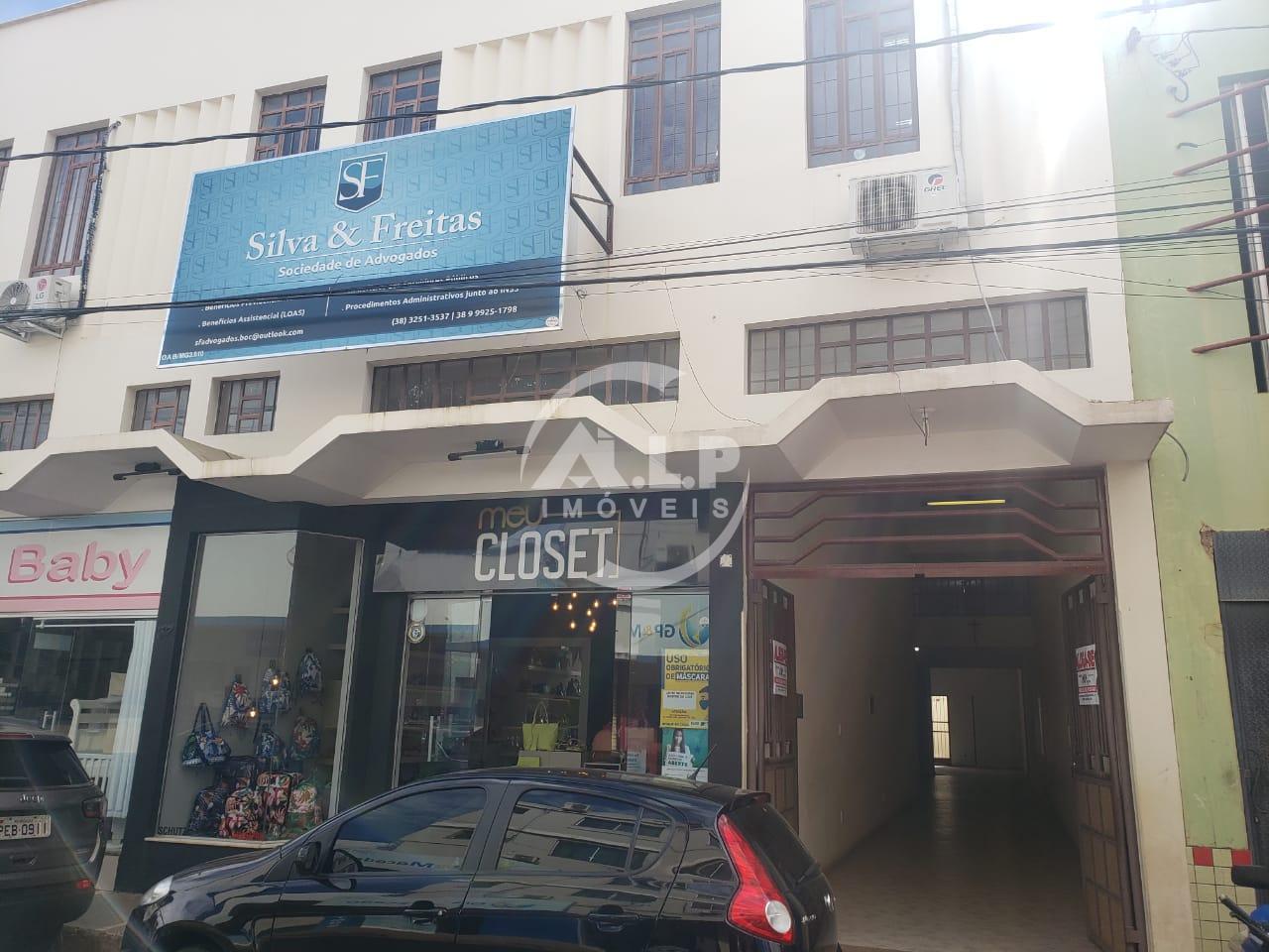 Comercial para locação, CENTRO, BOCAIUVA - MG
