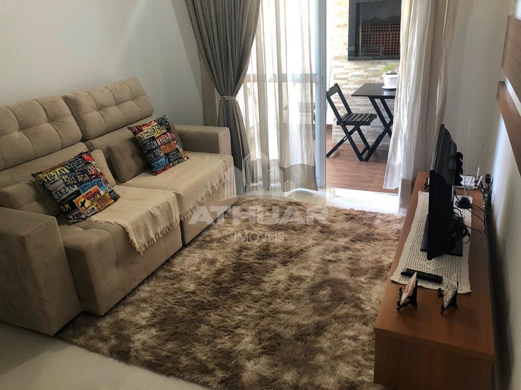 Apartamento semi mobiiado no Residencial Angatu