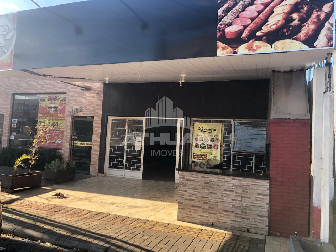 SALA COMERCIAL NA AVENIDA REPÚBLICA ARGENTINA