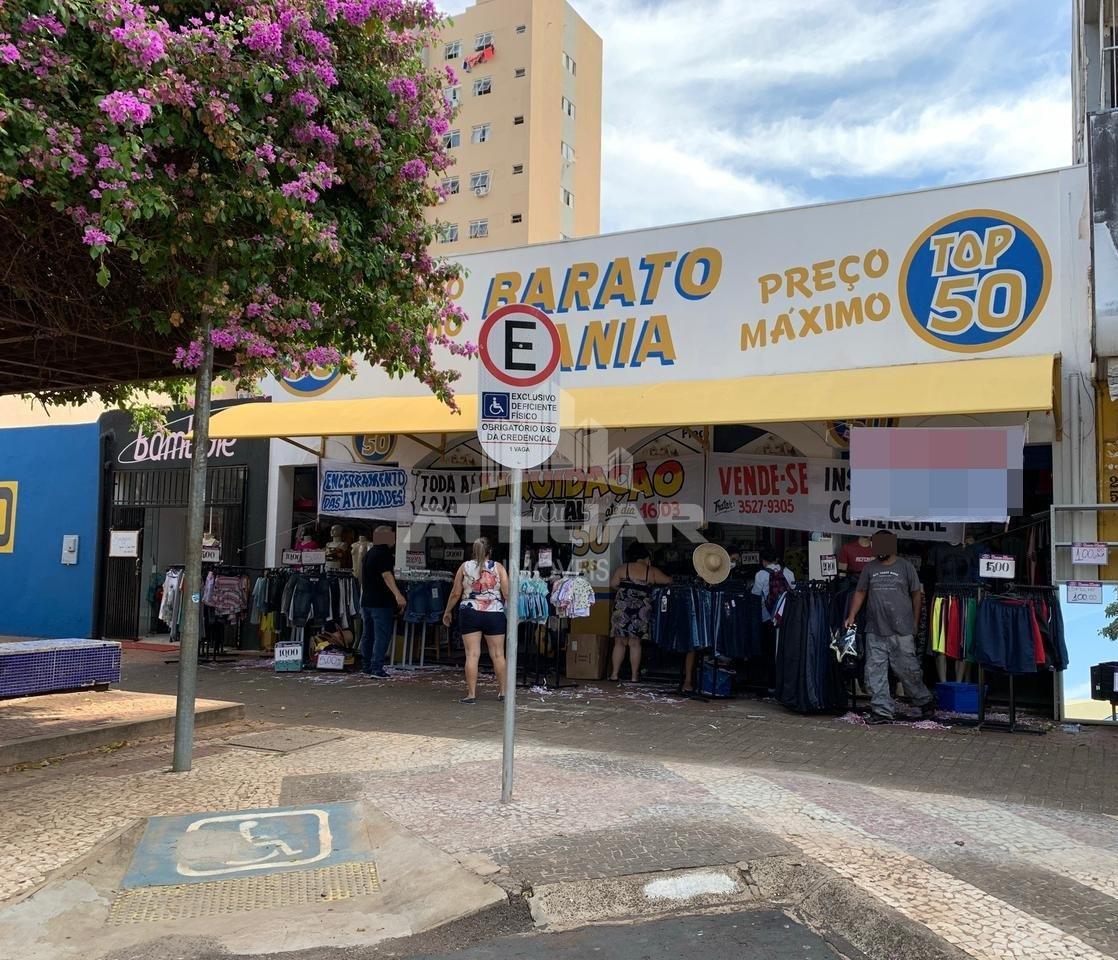 SALA COMERCIAL NA AVENIDA BRASIL