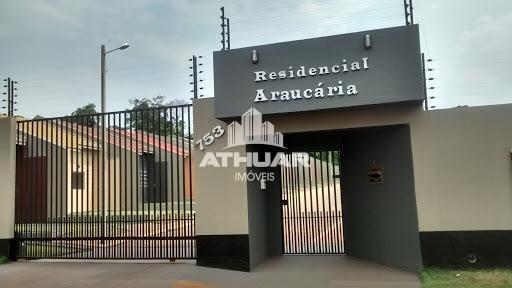 CASA NO CONDOMÍNIO RESIDENCIAL ARAUCÁRIA