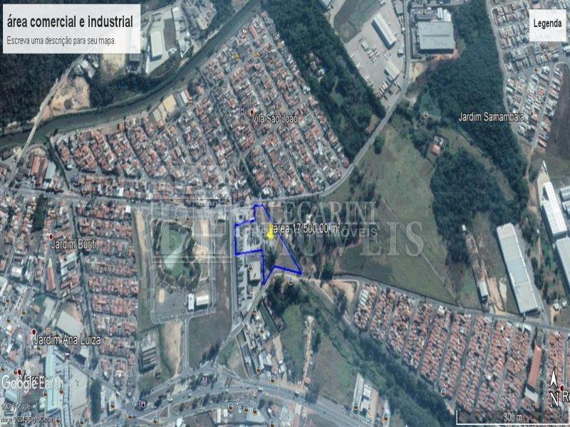 TERRENO BAIRRO Jardim Samambaia