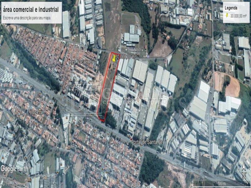 TERRENO BAIRRO Residencial Pacaembu 1