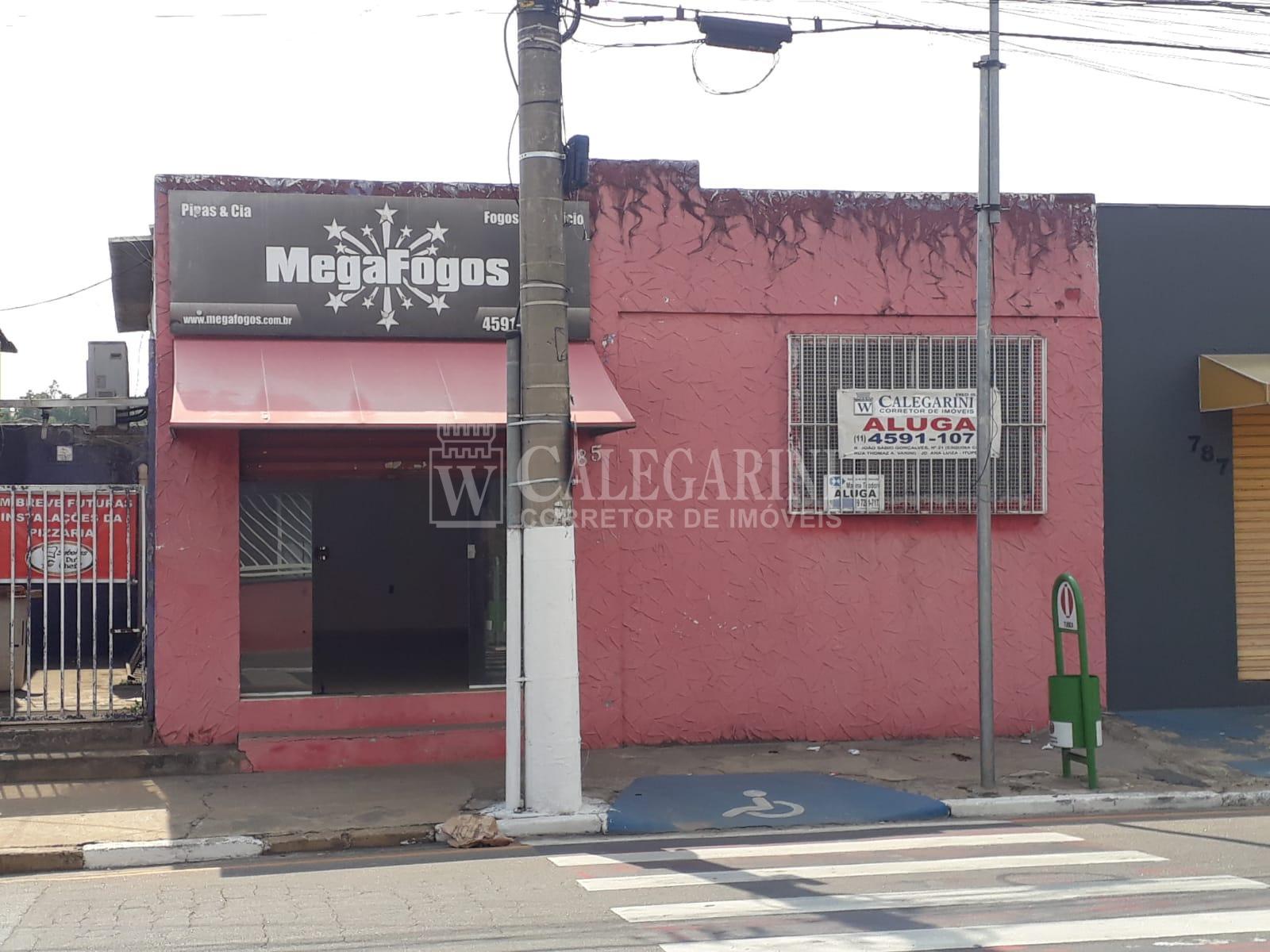 Salão comercial Av. Brasil