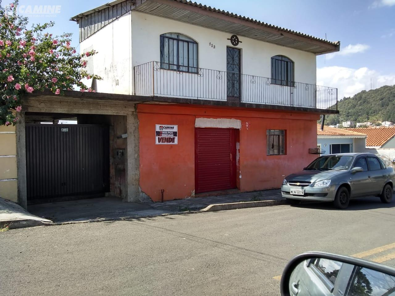 SOBRADO BAIRRO SAO PEDRO - PORTO UNIAO/SC