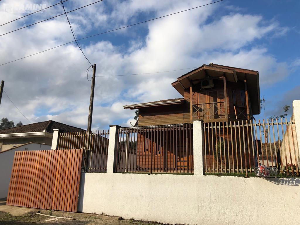 LINDO SOBRADO NO BAIRRO BELA VISTA - PORTO UNIAO/SC
