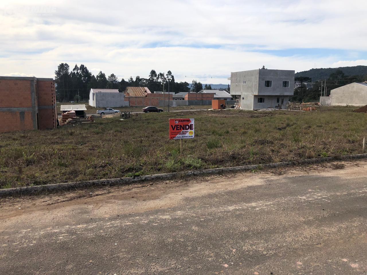 TERRENO COM PROJETO E CONSTRUÇÃO - PORTO UNIAO/SC