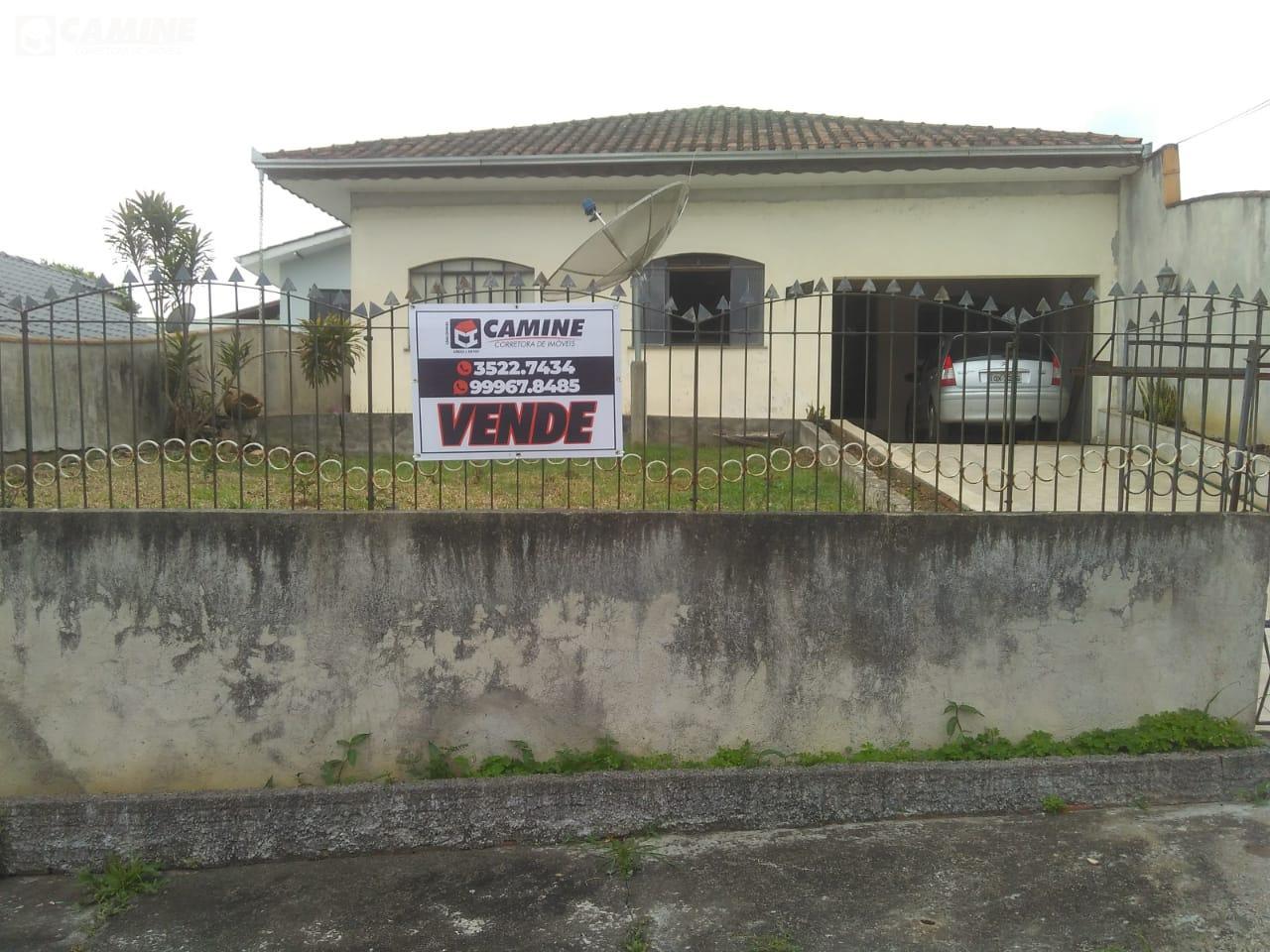 CASA NO BAIRRO SÃO PEDRO - PORTO UNIAO/SC