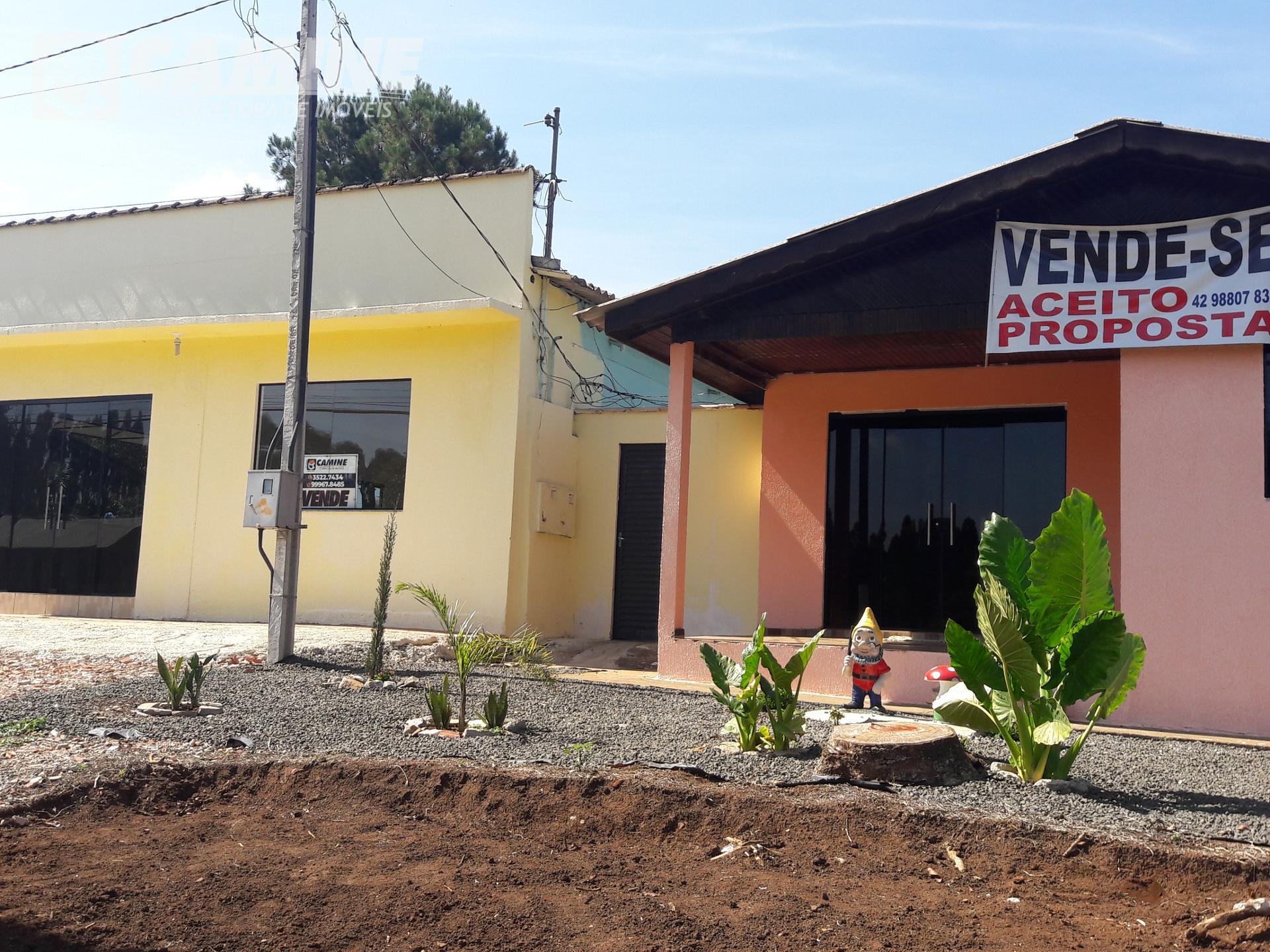 IMÓVEL COM TRÊS EDIFICAÇÕES, IDEAL PARA INVESTIMENTO! - PAULA FREITAS/PR