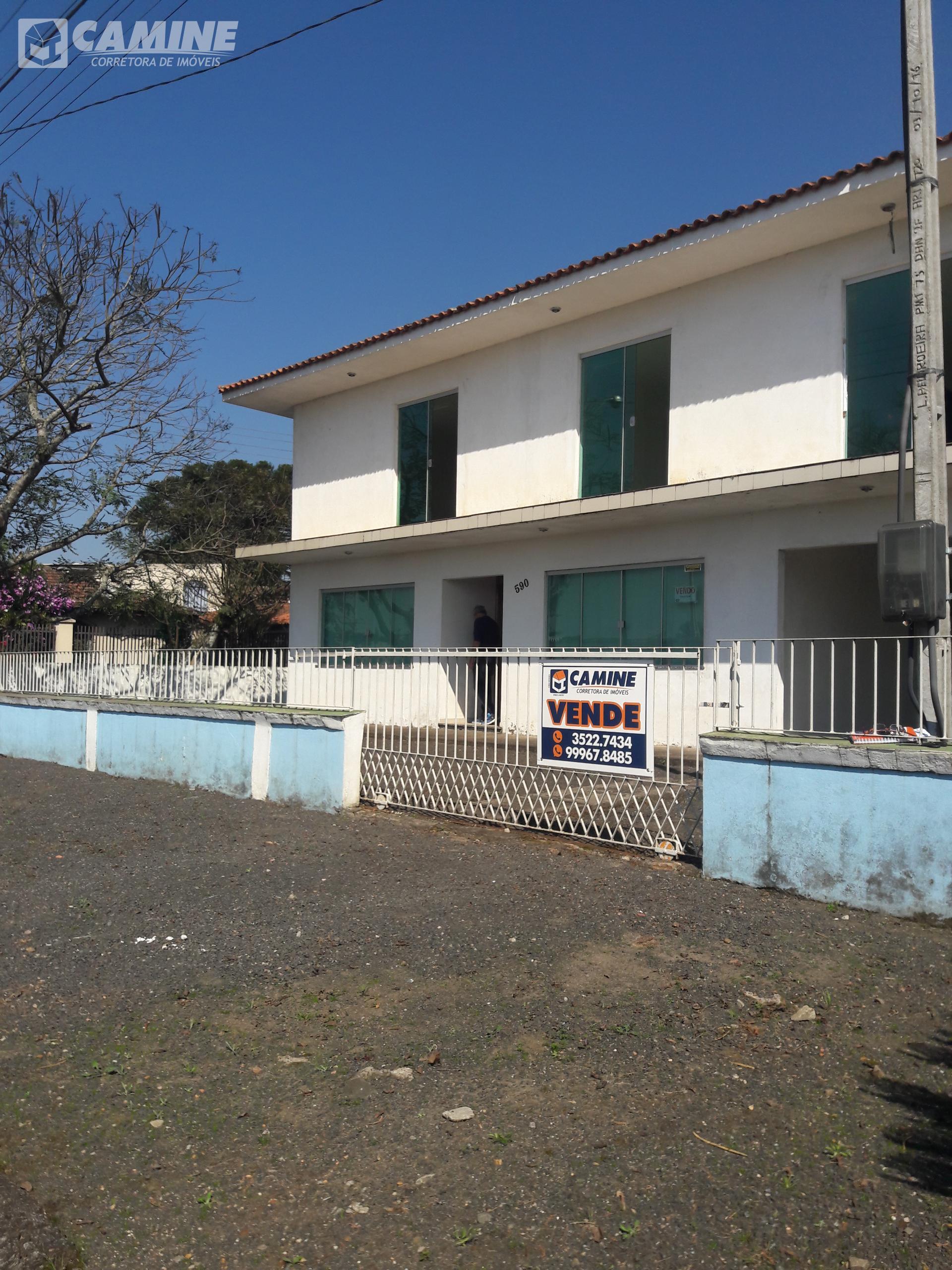 SOBRADO SAGRADA FAMILIA - UNIAO DA VITORIA/PR