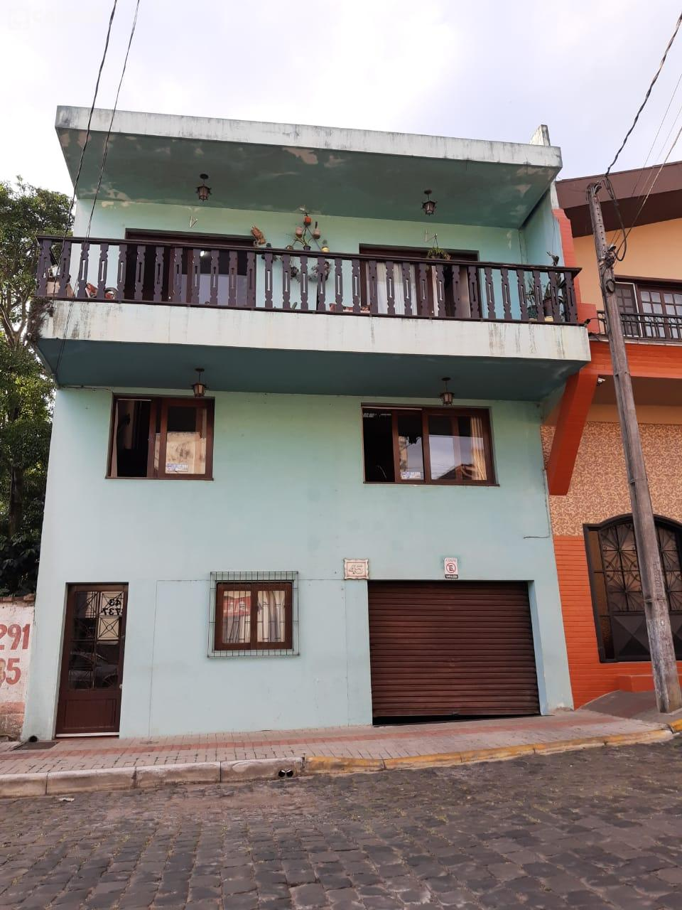 SOBRADO À VENDA, CENTRO, PORTO UNIAO - SC - PORTO UNIAO/SC
