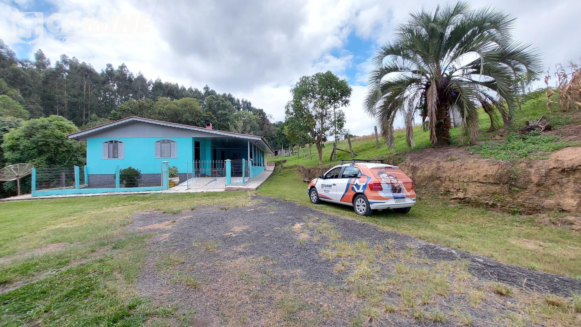 LINDA CHÁCARA NA COLÔNIA CACHOEIRA, EM PAULA FREITAS!!! - PAULA FREITAS/PR