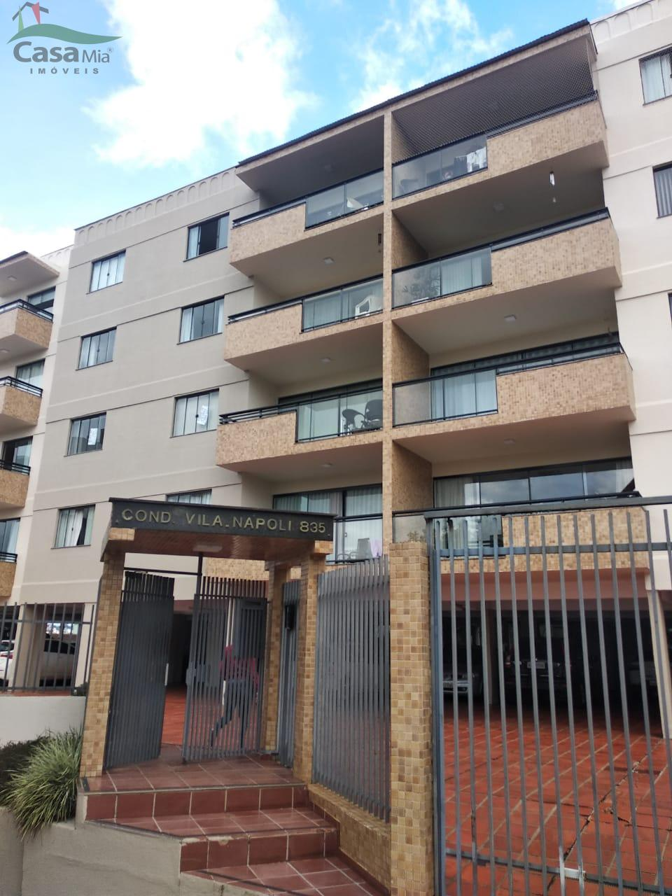Apartamento com 02 dormitórios e 01 Suíte, CENTRO, PATO BRANCO - PR