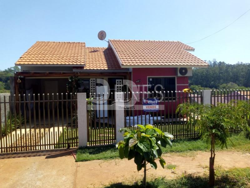 Casa com 2 dormitórios à venda, Jardim Irene, MEDIANEIRA - PR