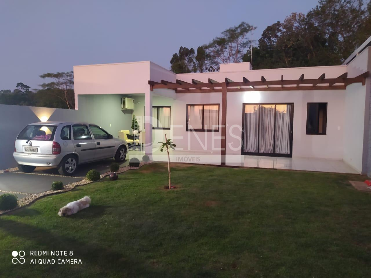 Casa com 2 dormitórios à venda, Cidade Alta II, MEDIANEIRA - PR