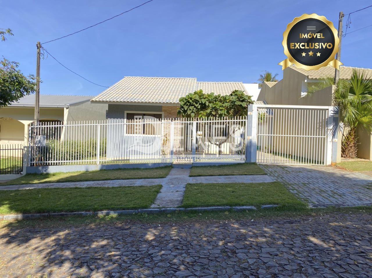 Casa com 3 dormitórios à venda, Cidade Alta, MEDIANEIRA - PR