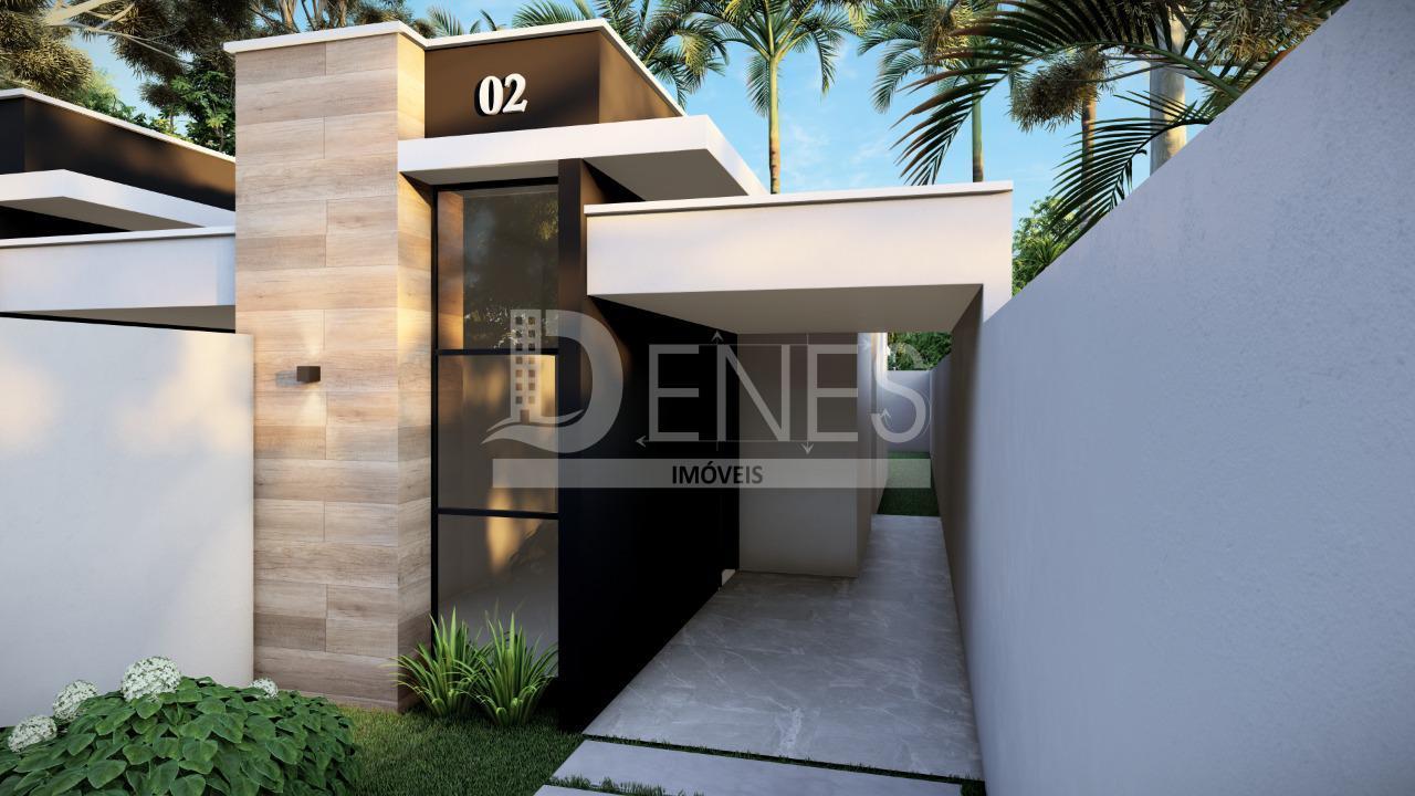 Casa com 2 dormitórios à venda, Jardim Nova Andradina, FOZ DO IGUACU - PR