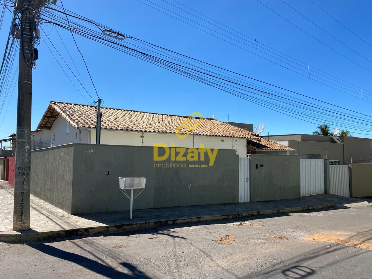 Casa com 3 dormitórios à venda, NOSSA SENHORA DO CARMO II, SETE LAGOAS - MG