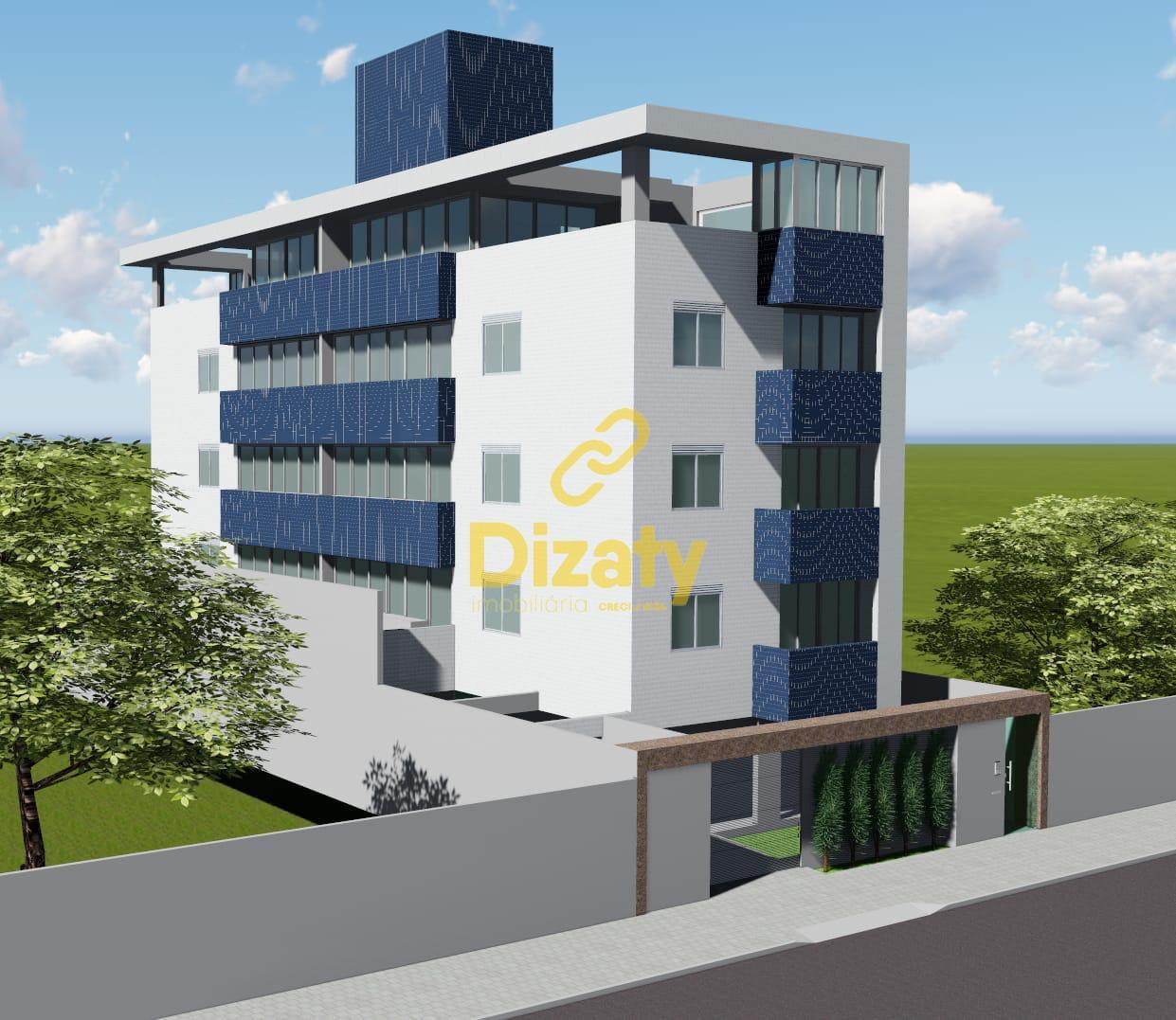 Apartamento com área privativa no Bairro Boa Vista