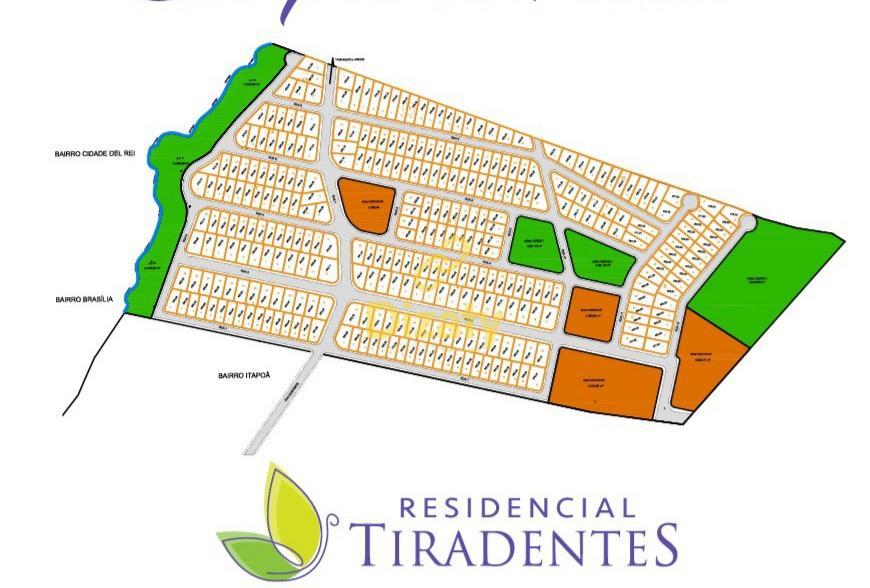 Lote Residencial Tiradentes
