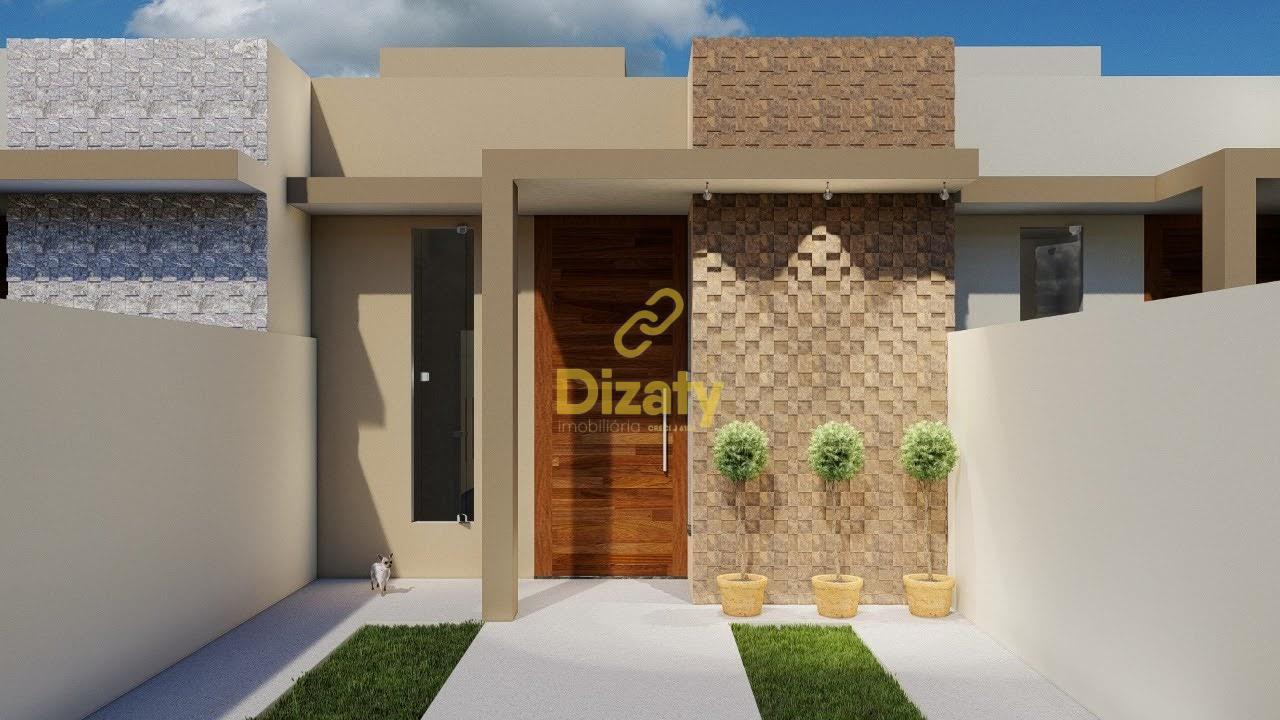 Casa com 2 dormitórios à venda, COLORADO, SETE LAGOAS - MG