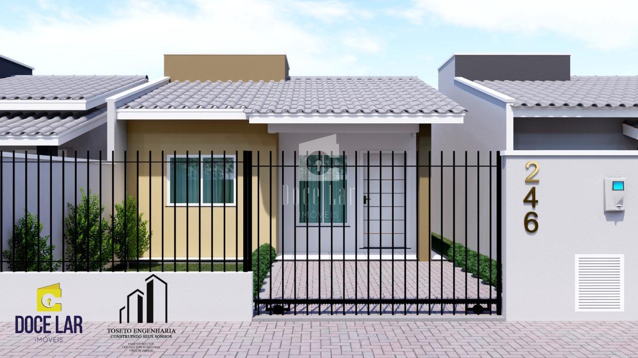 Casas para venda - Loteamento Zeferino Vitto