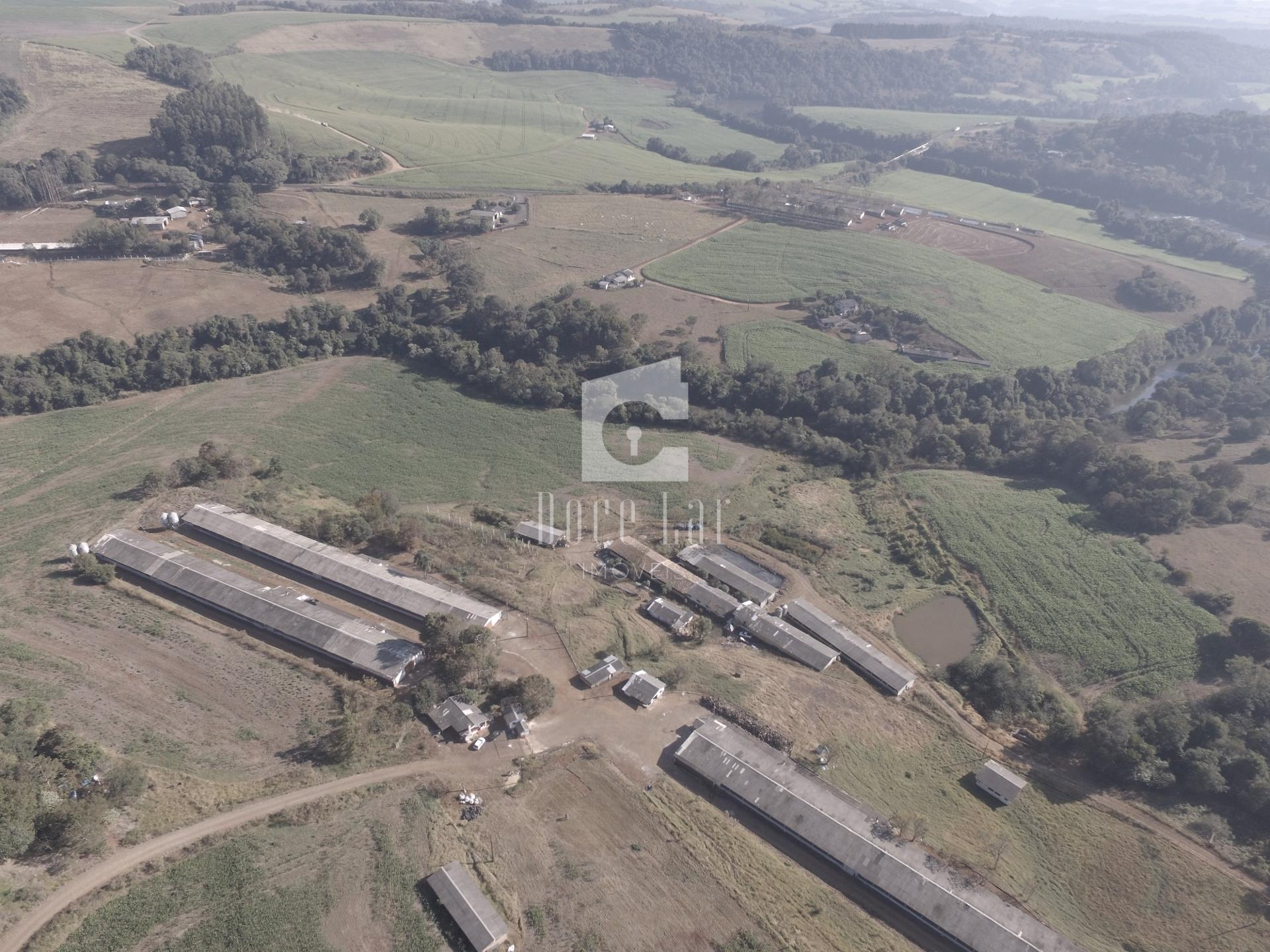 Área rural para venda - Itapejara D'Oeste