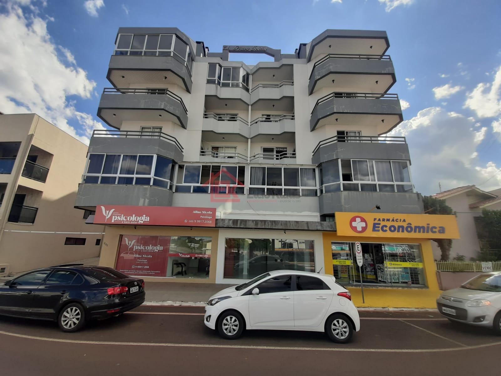 Apartamento com 3 dormitórios à venda, BRASILIA, SAO LOURENCO DO OESTE - SC