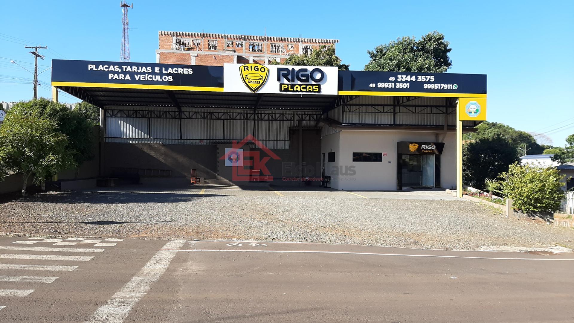 Comercial à venda, CENTRO, SAO LOURENCO DO OESTE - SC