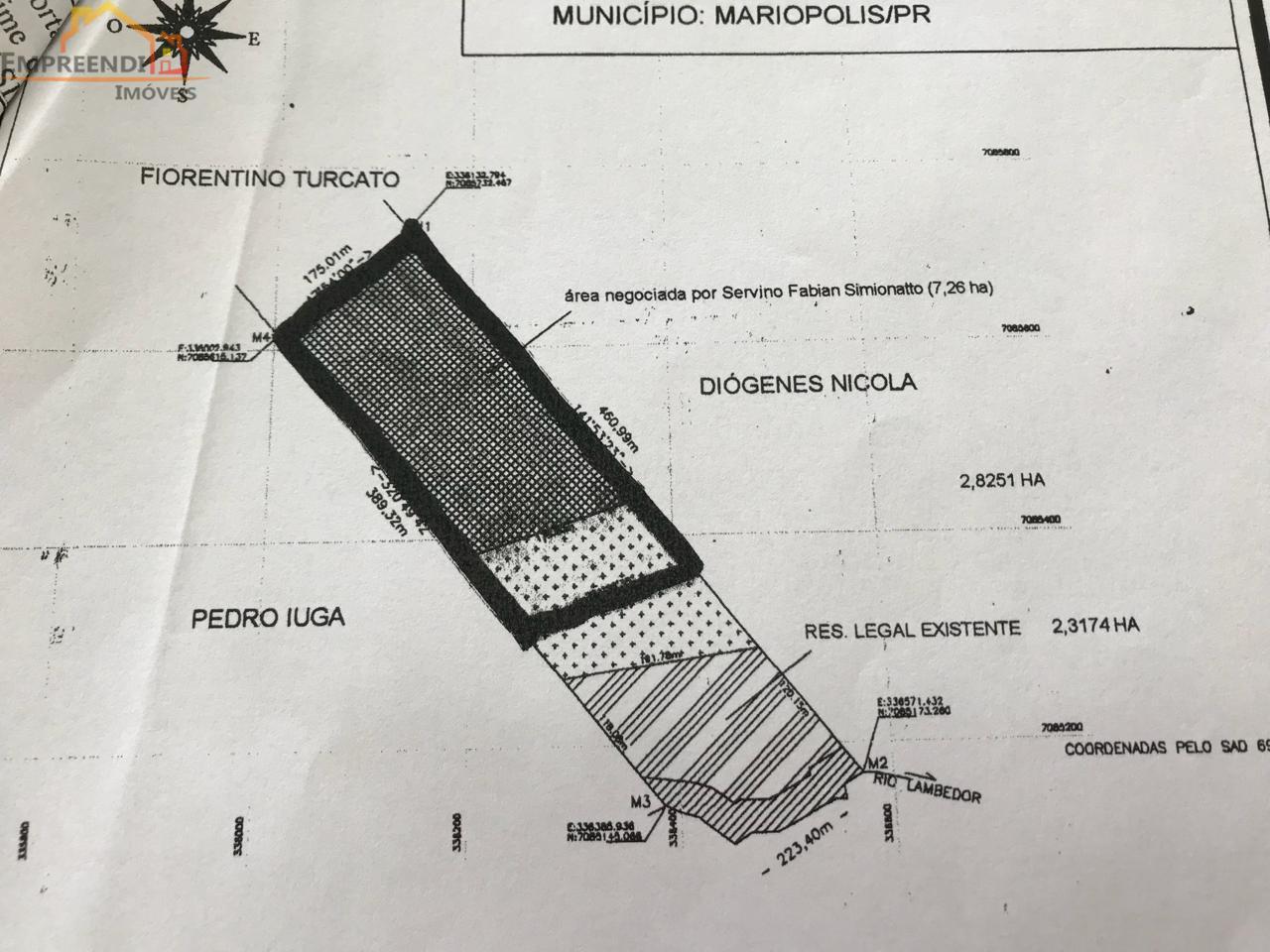 CHÁCARA BAIRRO ZONA RURAL