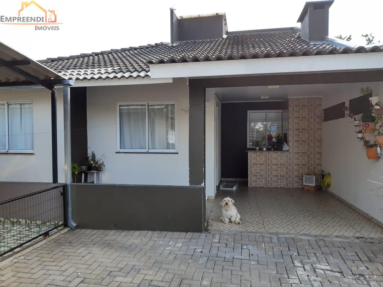 Casa com 2 dormitórios à venda, FRARON, PATO BRANCO - PR