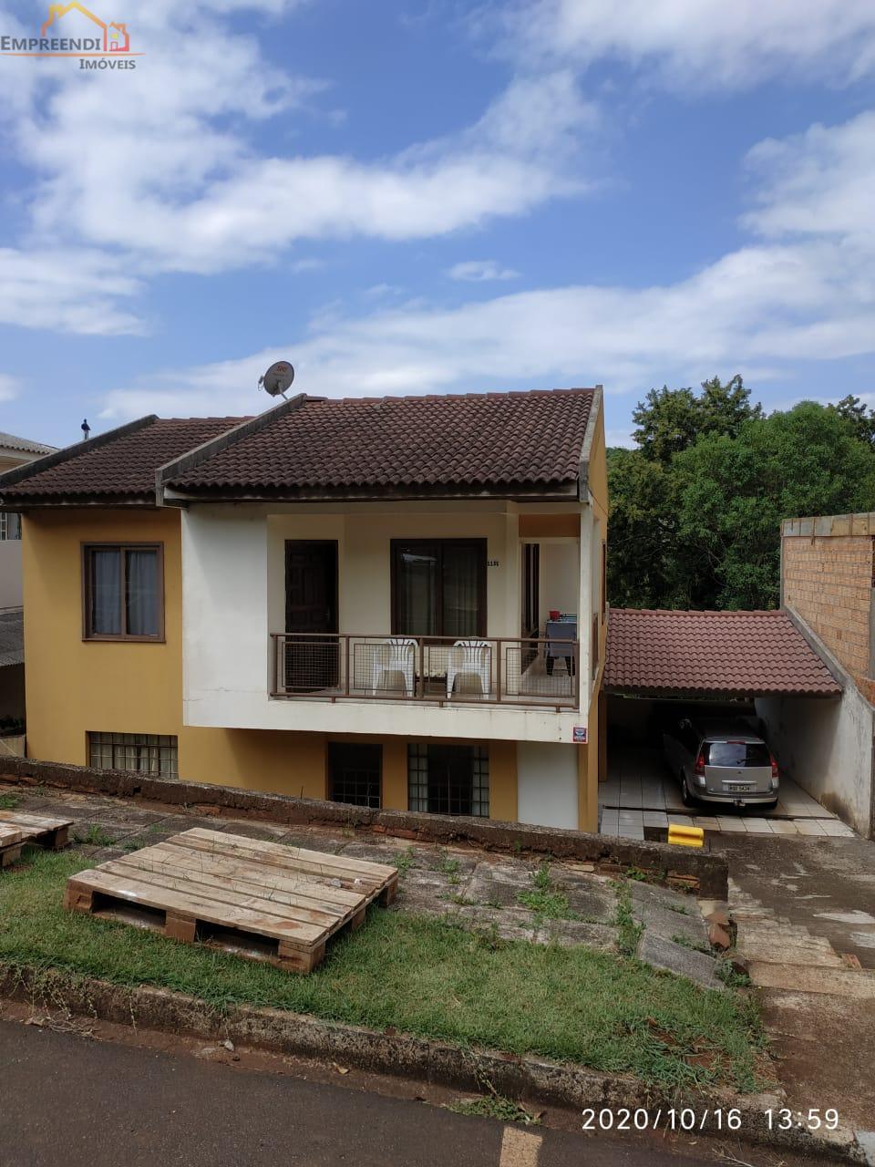 Casa com 4 dormitórios à venda, BONATTO, PATO BRANCO - PR