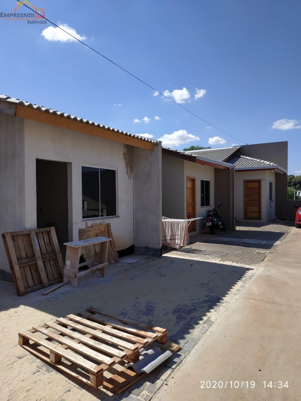 Casa com 2 dormitórios à venda, SANTO ANTONIO, PATO BRANCO - PR