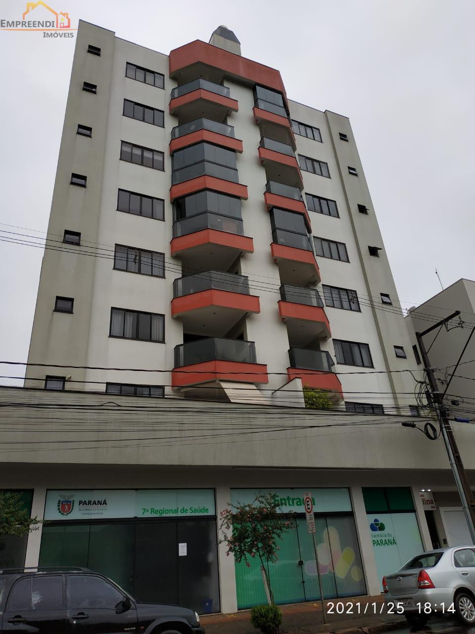 Apartamento com 2 dormitórios à venda, CENTRO, PATO BRANCO - PR