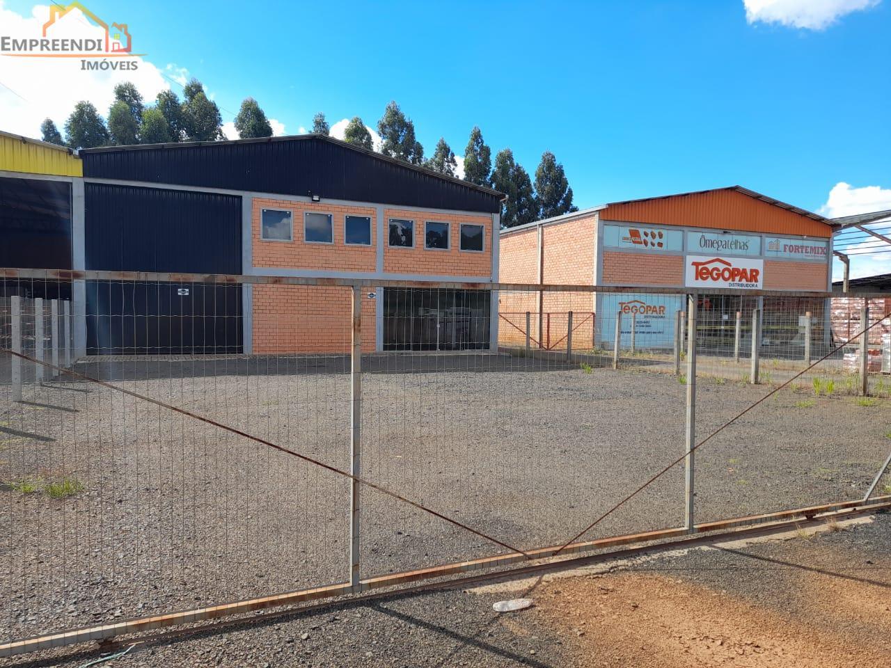 Barracão para locação, BELA VISTA, PATO BRANCO - PR