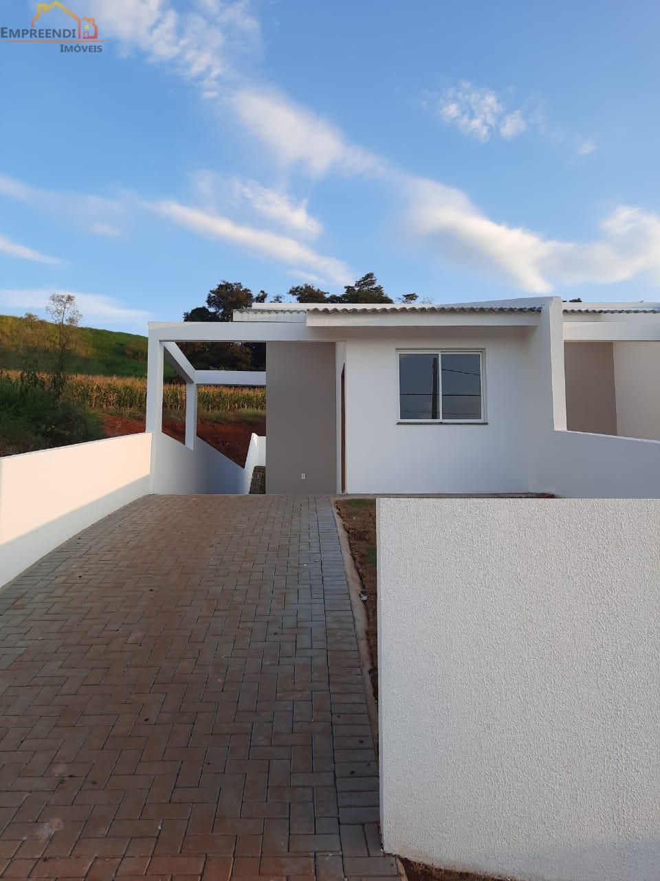 Casa com 2 dormitórios para locação, FRARON, PATO BRANCO - PR