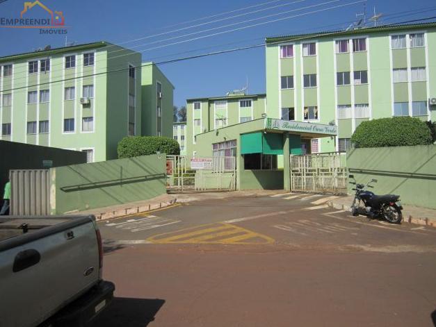 Apartamento com 3 dormitórios à venda,96.32m², JARDIM SANTA CRUZ, LONDRINA - PR