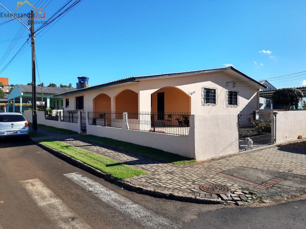 Casa com 3 dormitórios à venda, PLANALTO, PATO BRANCO - PR