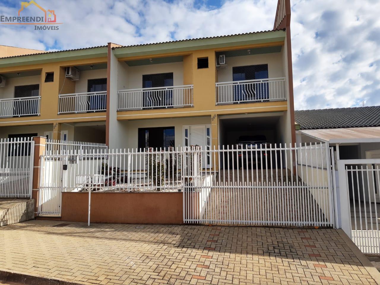 Sobrado com 4 dormitórios à venda, MENINO DEUS, PATO BRANCO - PR