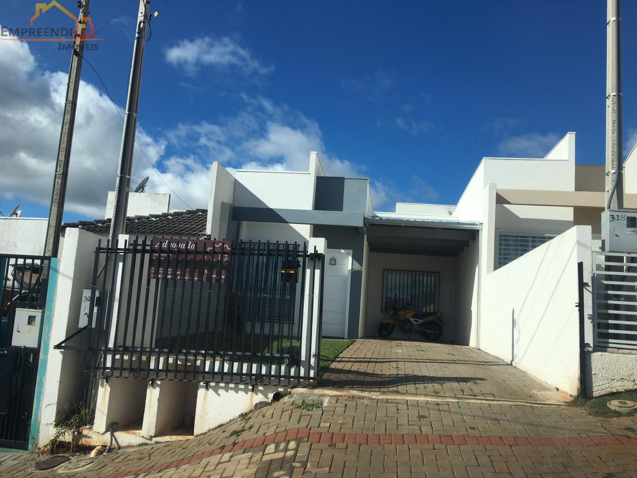 Casa com 2 dormitórios à venda, Gralha Azul, PATO BRANCO - PR