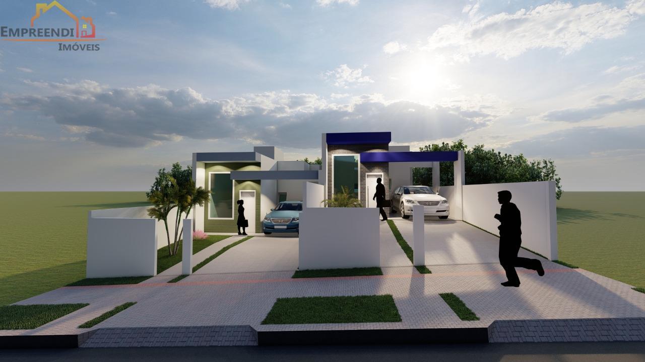 Casa com 3 dormitórios à venda, ALVORADA, PATO BRANCO - PR