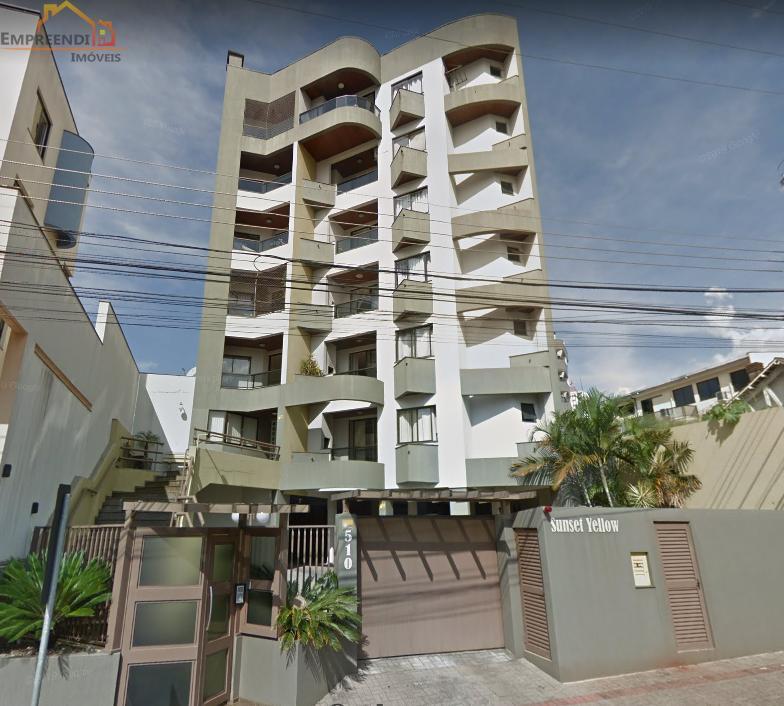 Apartamento com 3 dormitórios para locação, CENTRO, PATO BRANCO - PR