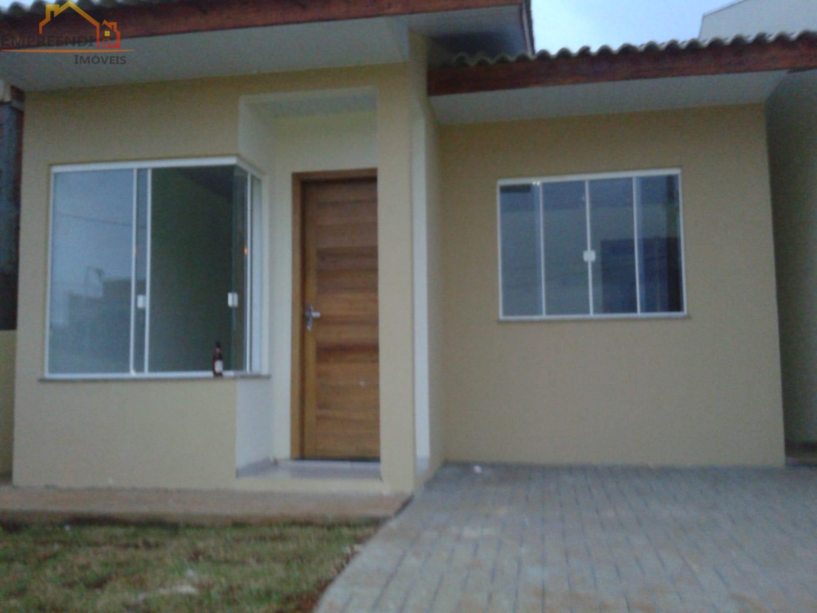 Casa com 2 dormitórios à venda, JARDIM FLORESTA, PATO BRANCO - PR