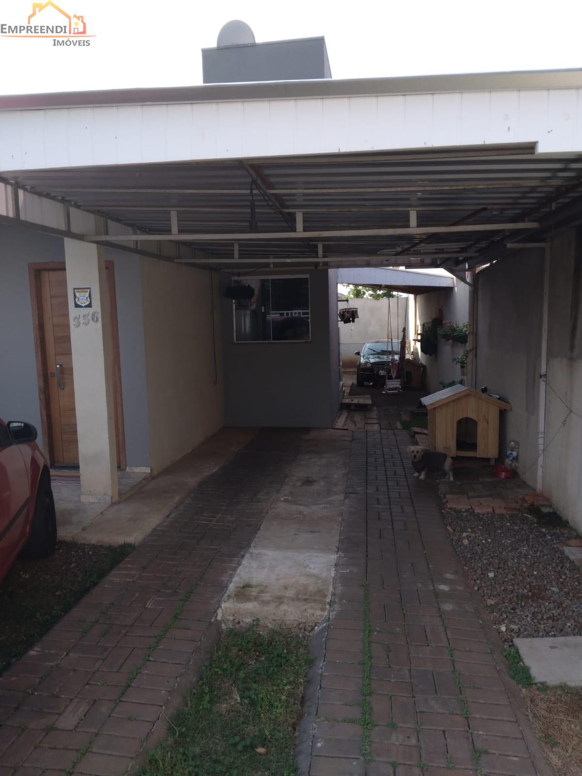 Casa com 2 dormitórios à venda, PLANALTO, PATO BRANCO - PR