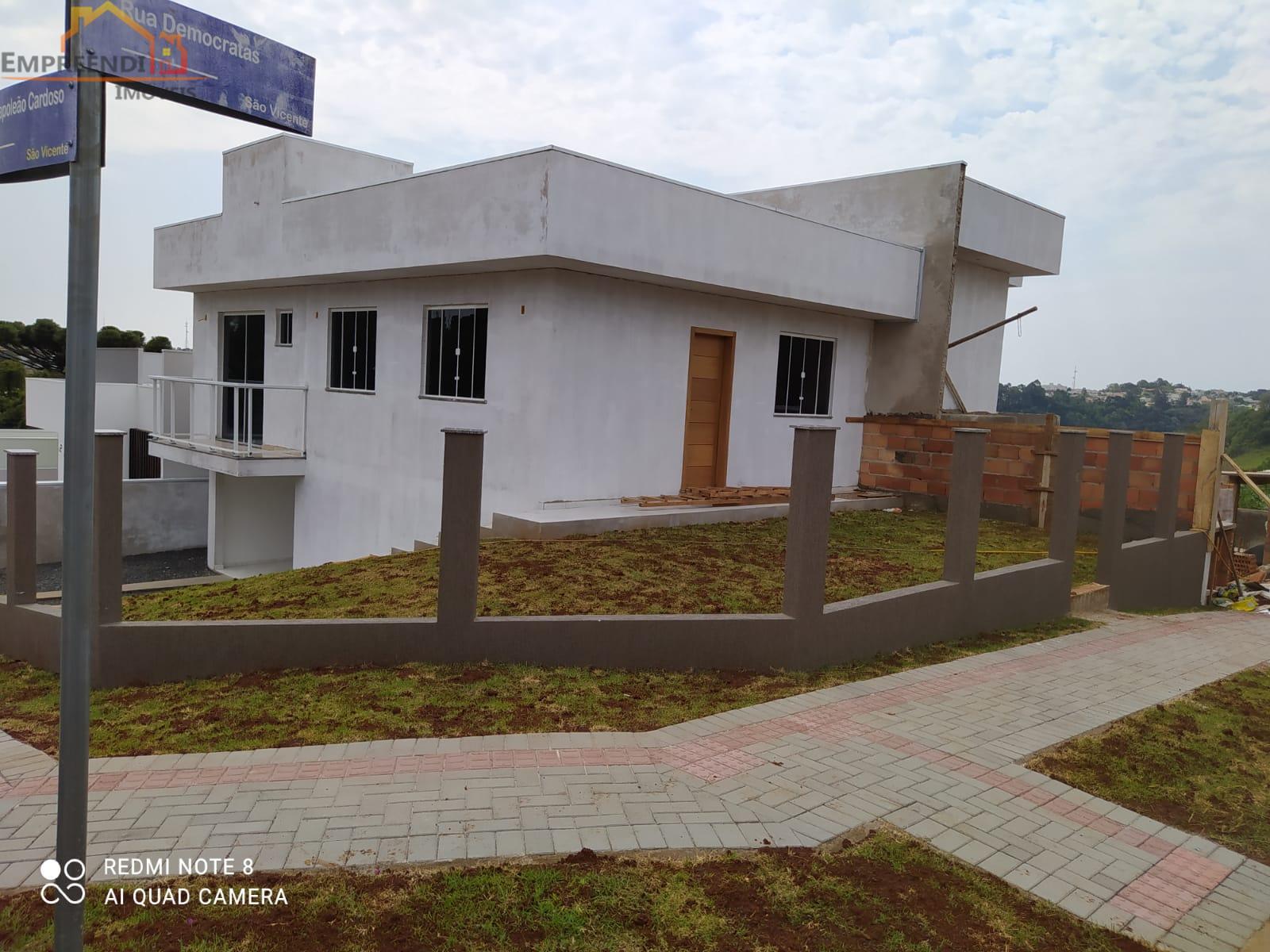 Casa com 3 dormitórios à venda, CRISTO REI, PATO BRANCO - PR