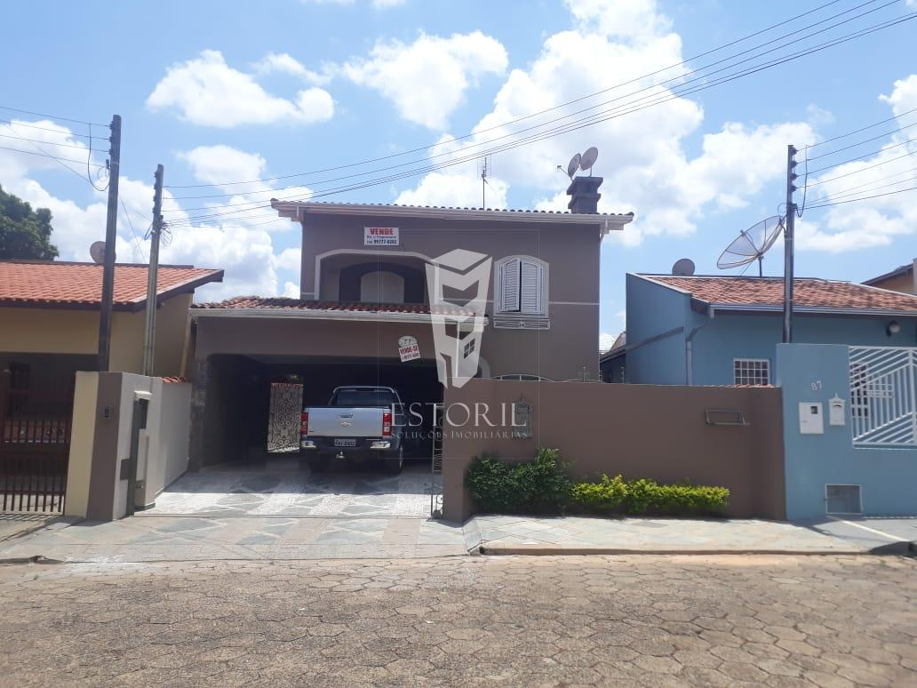 Sobrado com 3 dormitórios à venda, SAO LUIZ, AVARE - SP