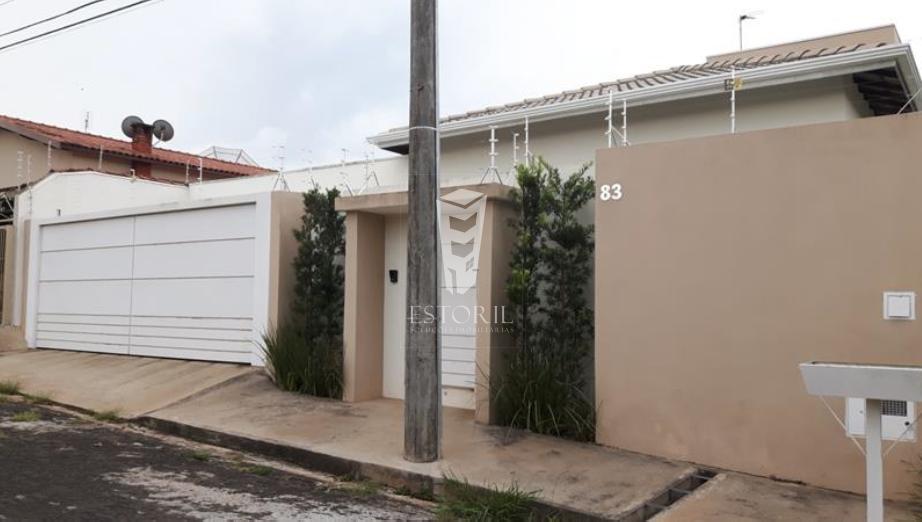 Casa com 4 dormitórios à venda, MORADA DO SOL, AVARE - SP