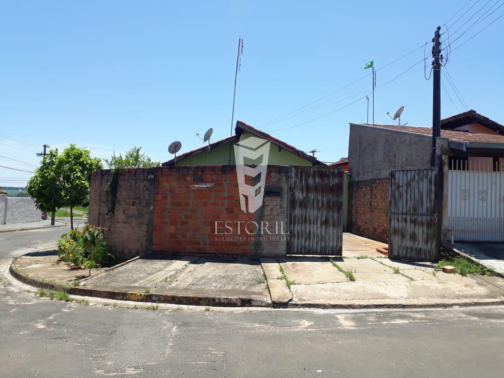 Casa com 2 dormitórios à venda, RESIDENCIAL AVARÉ I, AVARE - SP