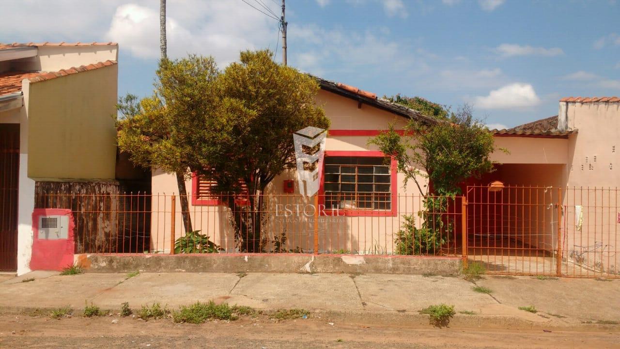 Casa com 2 dormitórios à venda, JARDIM VERA CRUZ, AVARE - SP