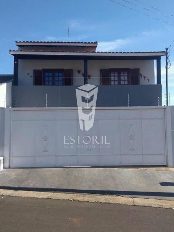 Sobrado com 3 dormitórios à venda, Ipiranga, AVARE - SP